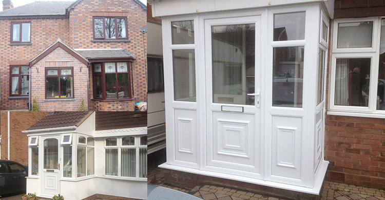 Double Glazed Porches Tamworth