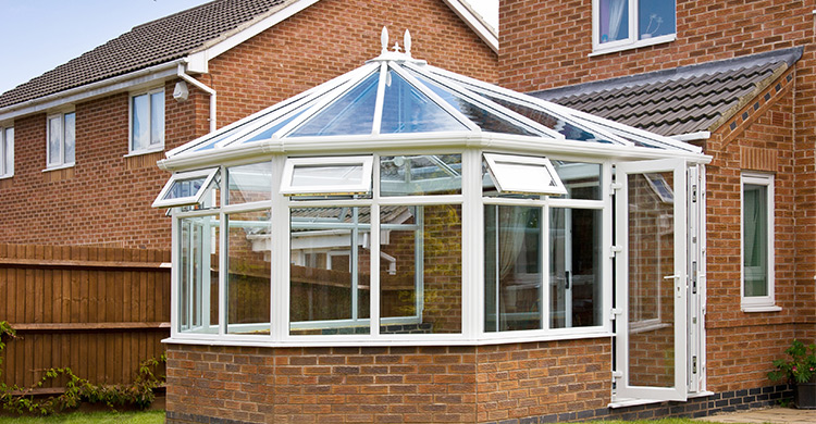 conservatory or garden room tamworth